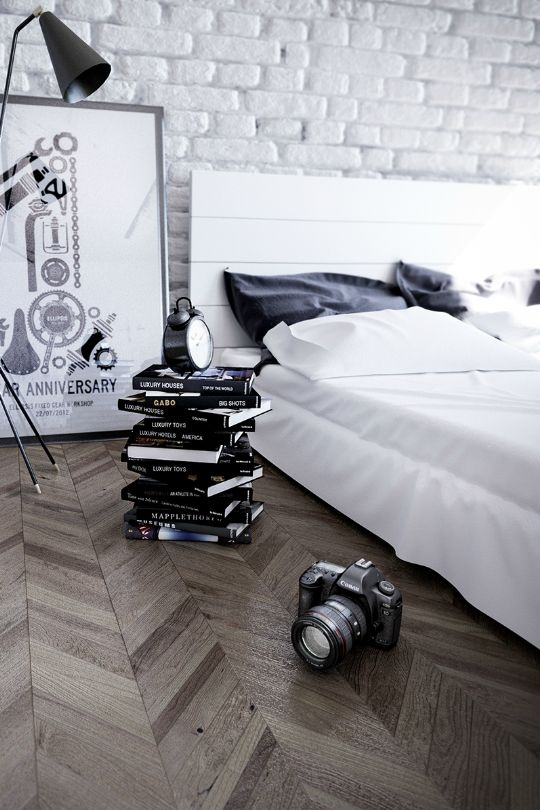Sometimes a pile of books is more beautiful and useful than a shelf.