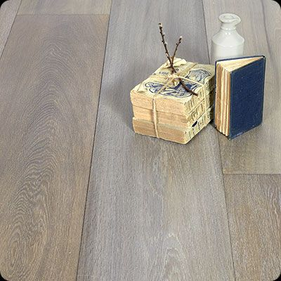 French Grey American Oak Timber Floor
