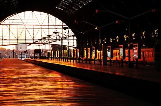 Retiro train station - Buenos Aires, Argentina