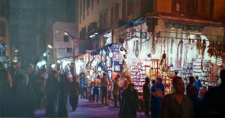 Koshairi/ Old Market, Cairo