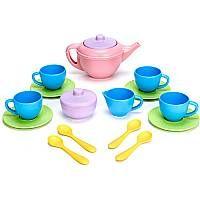 Eco-Friendly Tea Set