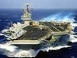 USS Theodore Roosevelt Nimitz Class Aircraft Carrier