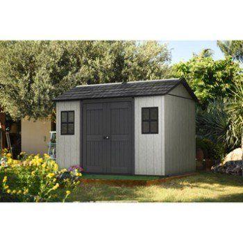 les 25 meilleures id es concernant abri jardin resine sur pinterest les charmes de la r sine. Black Bedroom Furniture Sets. Home Design Ideas