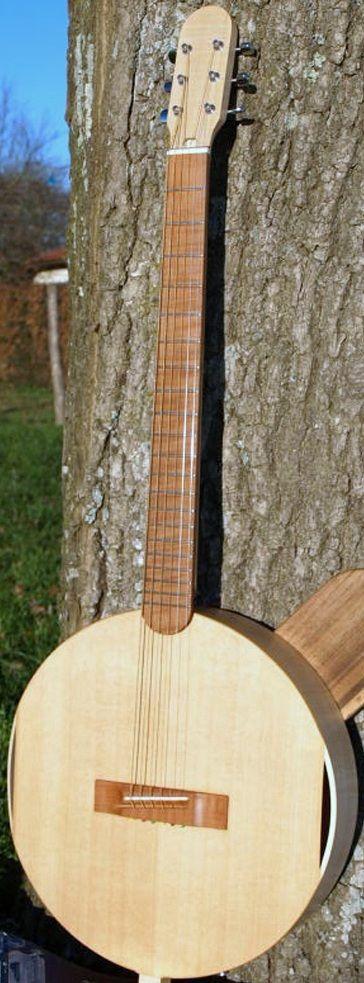 Rico Priet - Imago 6 String Banjo style --- https://www.pinterest.com/lardyfatboy/