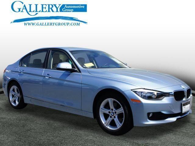 2014 BMW 320, 5,618 miles, $33,459.
