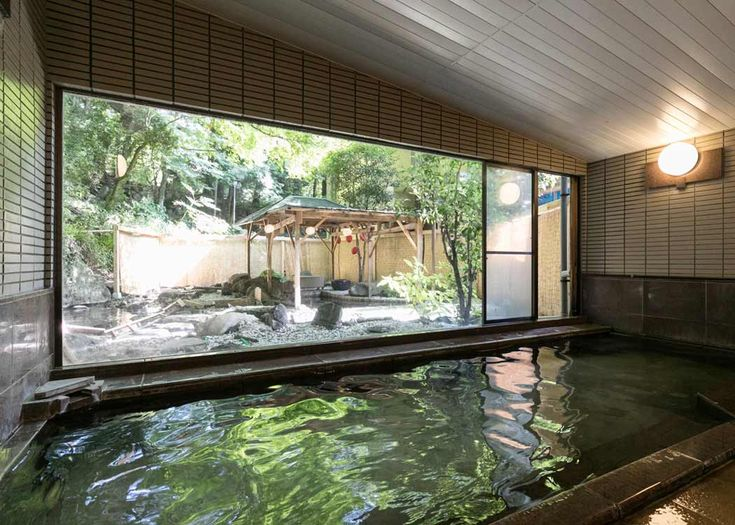 7 Soothing Tokyo Hot Springs that Accept Tattoos