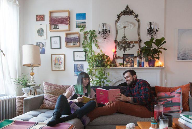 "An ""Adult Barbie Dream Home"" Brooklyn Apartment — House Tour"