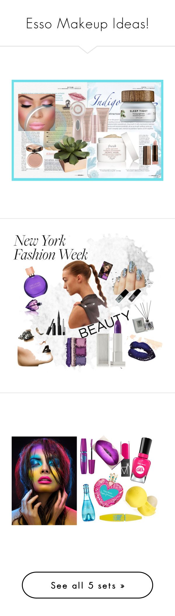 Esso Makeup Ideas! by essonya on Polyvore featuring polyvore, fashion, style, clothing, beauty, Estée Lauder, JINsoon, Clairol, Acqua di Stresa, Diesel, Marc Jacobs, Lipstick Queen, NYFW, Beauty, DVF, NARS Cosmetics, Davidoff, Eos, Maybelline, Sally Hansen, Yves Saint Laurent, Dolce Vita, Christian Dior, Lancôme, Laura Mercier, Forever 21, Topshop, Urban Decay, ORLY, beautyroutine and Winky Lux