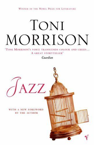 Jazz – the second in Toni Morrison's dantesque divine comedy