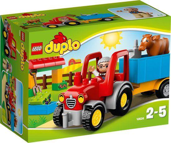LEGO DUPLO Landbouwtractor - 10524