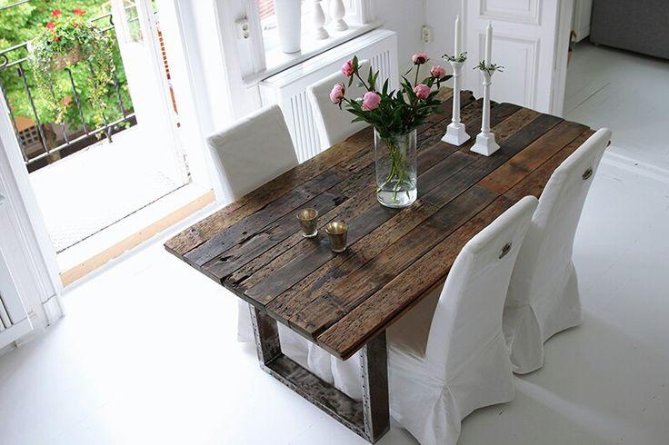 Rustikt bord