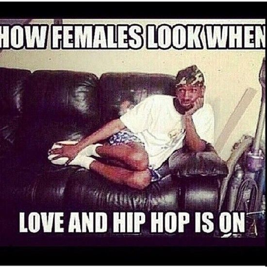 Hilarious Love And Hip Hop Hollywood Memes Part 2 (10 Photos) - NoWayGirl
