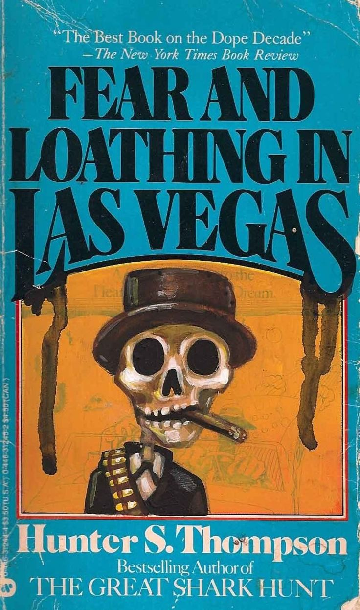 262 best hunter s thompson images on pinterest hunters hunter fear and loathing in las vegas by hunter s thompson madrichimfo Choice Image