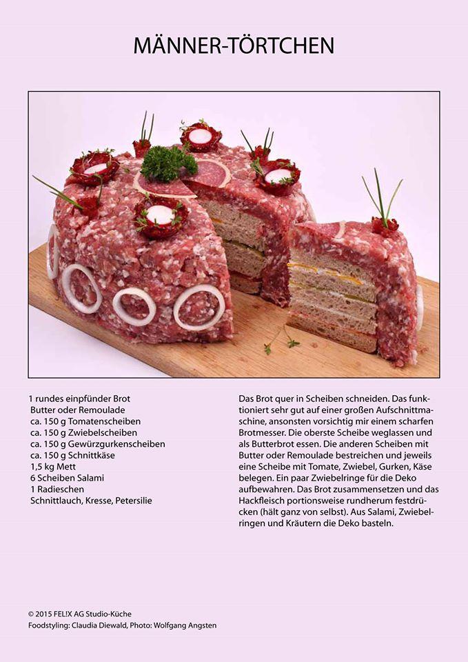 Mett-Torte