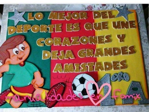 Frases Alusivas Al Deporte Para Pancartas | Fotos Y Frases Bonitas