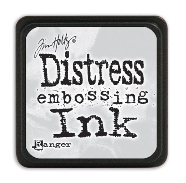 Tim Holtz - Distress - Mini Embossing Ink Pad::Ink pads::Inks::Drawing & Illustration::ArtistSupplySource.com