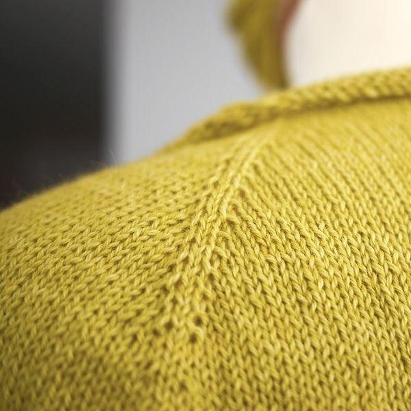 Πως να υπολογίσετε τις ρεγκλάν αυξήσεις σε ρούχο που πλέκεται από πάνω προς τα κάτω