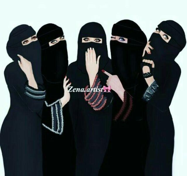Wallpaper Cartoon Islamic Girl Pin By в Grє N вz 👑 On Girly M Hijab Cartoon