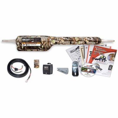 Mighty Mule Woodland Camo Automatic Gate Opener