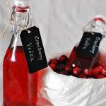Cranberry Vodka #SundaySupper by @TheRedheadBaker