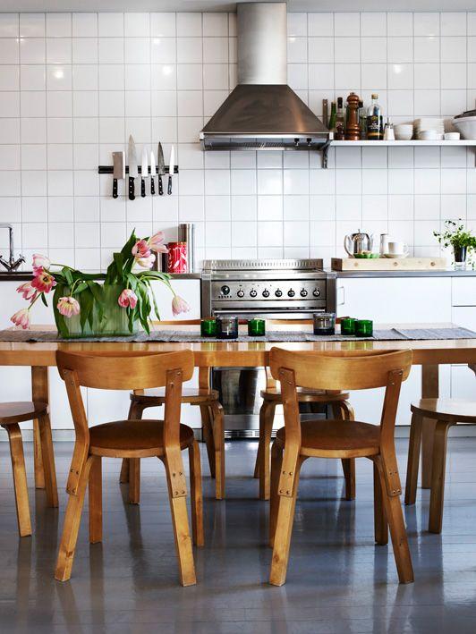 Kitchen // Light