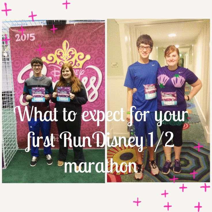 Phil + Syd Blog: What to expect at a RunDisney Princess Half Marathon