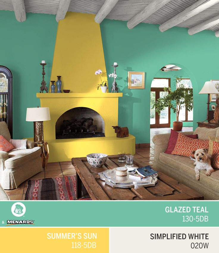 bring some life to your living room with dutch boys june color of the month - Enrob Color