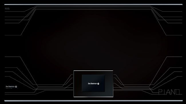 DTiM1000C   Zoneless Piano Induction Hob   Induction Hob