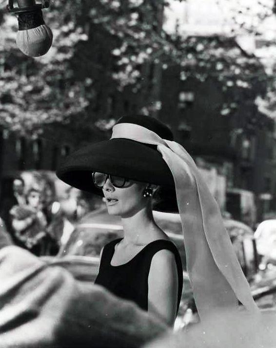 Breakfast at Tiffany's set, 1961