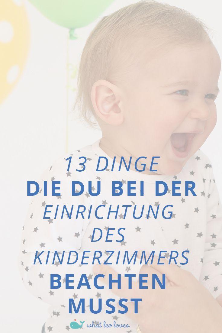 Baby Room Boy – 13 Designtipps für Ihren Kinderga…
