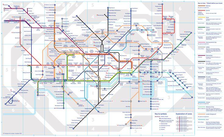 25 Best Ideas About Londen Kaart Op Pinterest Kaarten