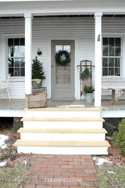 FARMHOUSE 5540: Our Farmhouse This Christmas ~ 2016
