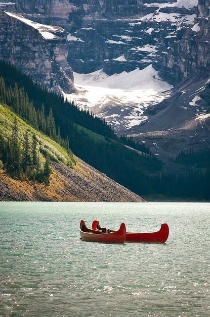 Lake Louise, Banff National Park, Alberta Canada