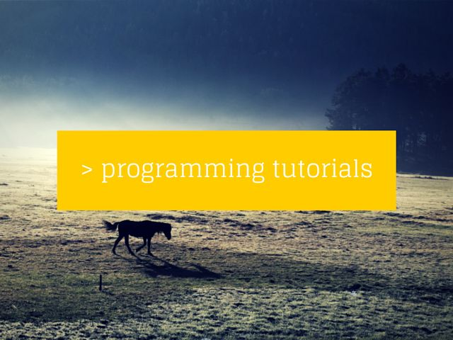 Looking for python tutorials and python pdf lessons? here is a list of Best Programming Tutorials that also include python tutorials and more programming languages with pdf and ebook download option for beginners to programming.