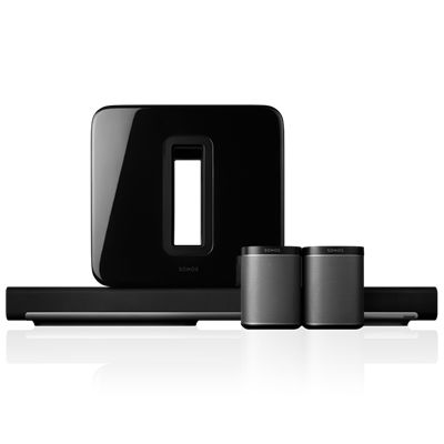 5.1 Wireless Surround Sound Package | Sonos