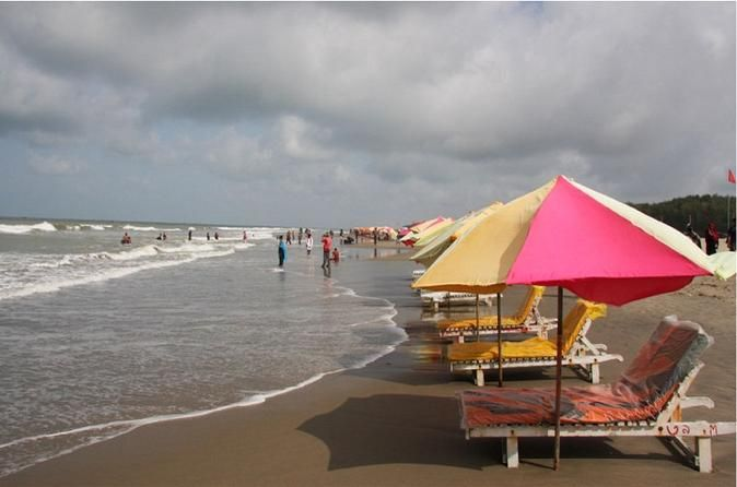 6-Day Cox's Bazar Beach and Saint Martin Island Tour Bangladesh's pride and joy, Cox's Bazar Beach is lauded throughout the land as if it's a contender for one of the natural wonders of the world. It is the longest continual natural beach on the planet (125km), but a world wonder it isn't. In fact, it's not even the nicest beach in Bangladesh (the beaches on nearby Saint Martin Islandand at Kuakata in Barisal division are far more scenic). H...