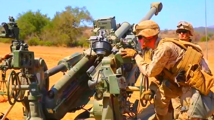 The Fantastic M777 Lightweight - US Marines Shooting Fantastic M777 Lightweight 155 mm Howitzers weapons,marines,#weapons,#marines,us marines,marine corps,usmc,marine,us marine corps,marine online,the marine,marine corps times,martial arts weapons,self defence,us navy,us army,air force,us air force,army,navy,usmc ranks,marine corps ranks,chemical,marine ranks,weaponry