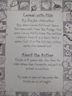 Chalk Talk: A Kindergarten Blog: Mother's Day Ideas