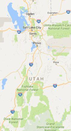 The Best Utah Map Ideas On Pinterest Where Is Utah Visit - Where is utah
