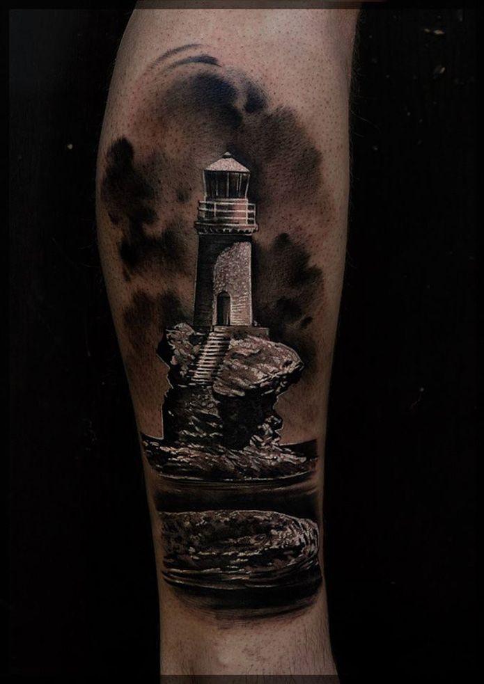 25+ melhores ideias de Tatuagens de farol no Pinterest ...