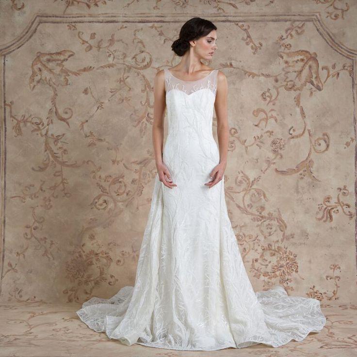 Shiraz #weddingdress from Sareh Nouri fall 2016 wedding dresses | itakeyou.co.uk: