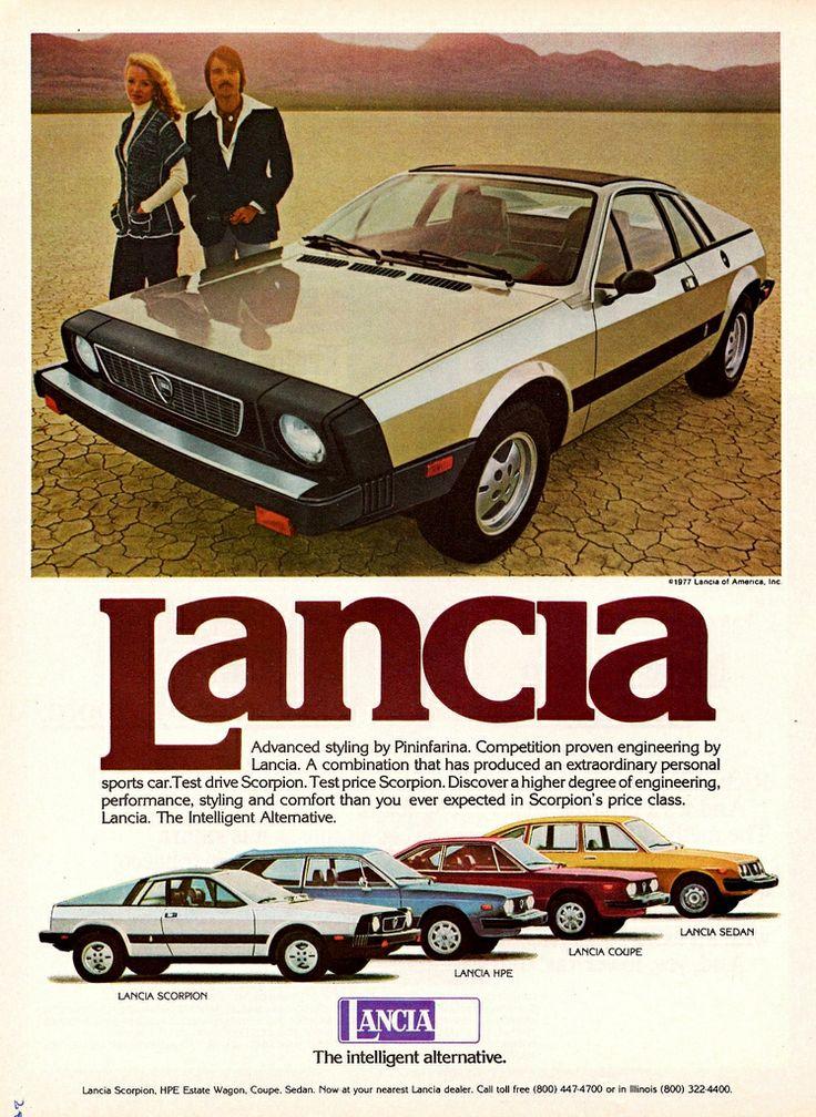 Lancia Scorpion (1978)