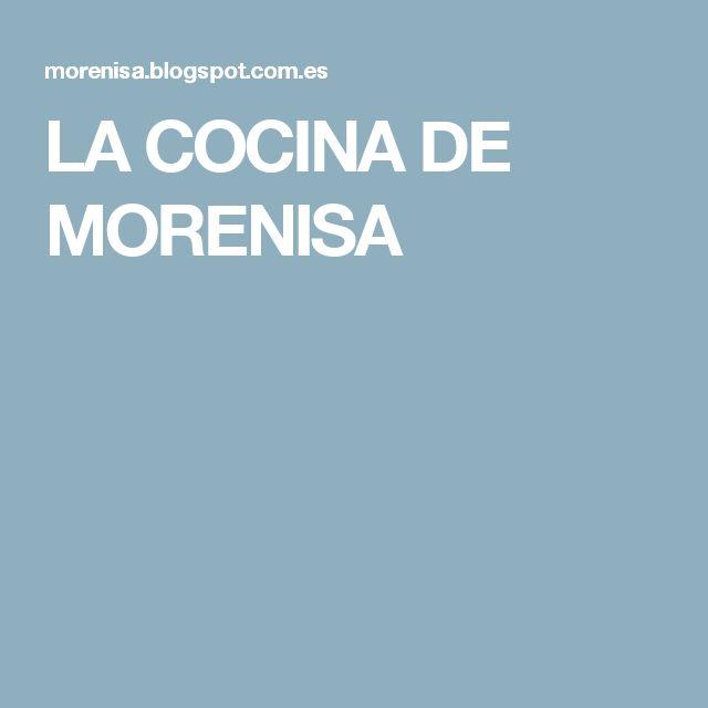 LA COCINA DE MORENISA