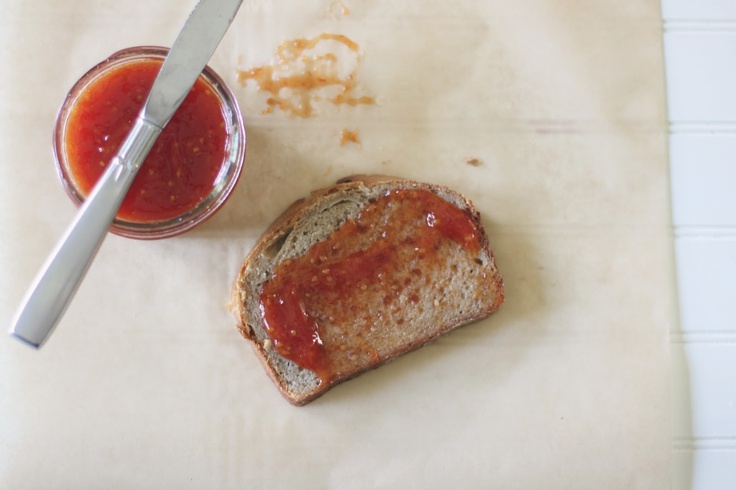 sweet tomato jam | the vanilla bean blog: Tomato Jam, Food Bloggers, Savoury Food, Tomatoes Jam, Vanilla Beans, Sweet Tomatoes, Mr. Beans, Butter Jam Jelly Syrup, Beans Blog