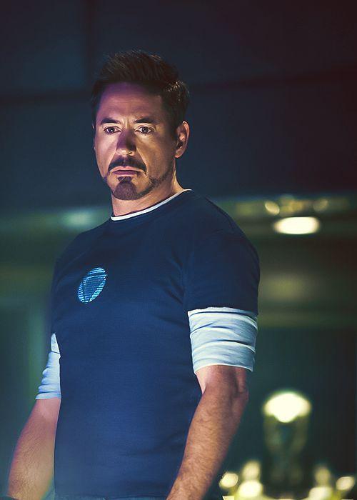 """""""Iron Man 3"""" - Robert Downey Jr."""