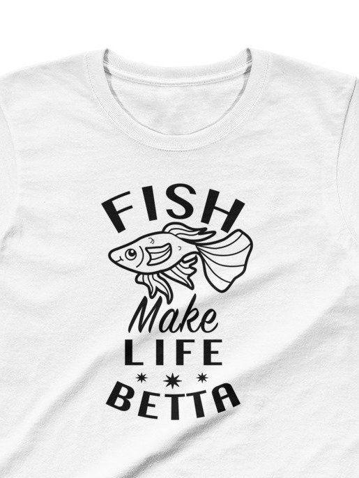 d7161d20 funny cute betta fish mom t-shirt fish make life betta shirt fish lover  parent gift siamese fighting | Betta Fish | Betta Fish, Betta, Funny cute