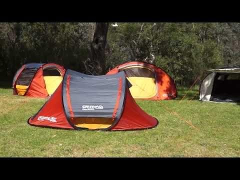 The quickest tent around.