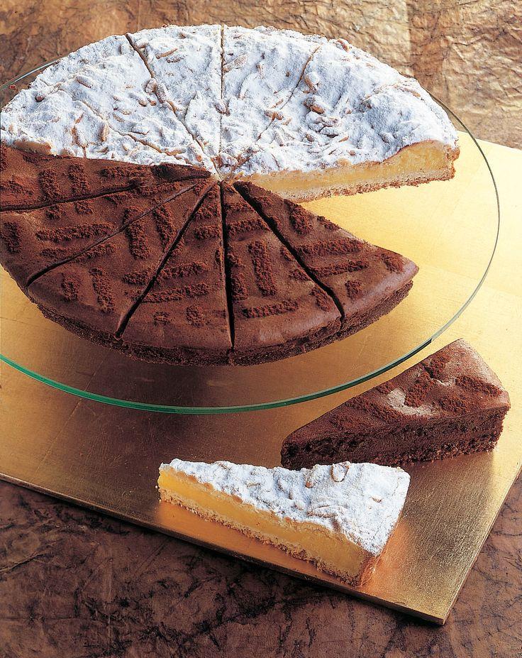 Torta bigusto nonna/ macao