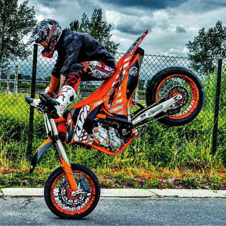Ballsy With Images Ktm Dirt Bikes Ktm Supermoto Ktm Enduro