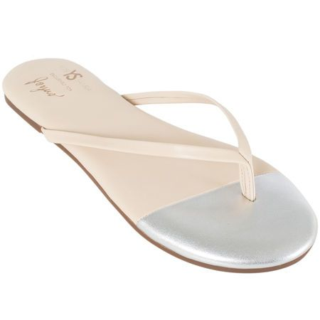 Joyus - Walking on air: pillow-soft flip flops